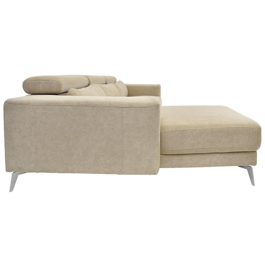 Tyler Sofa w/Left Chaise  alternate image, 3 of 6 images.