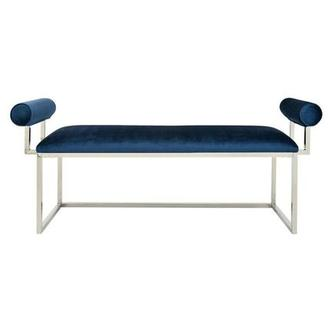 Serena Blue Bench