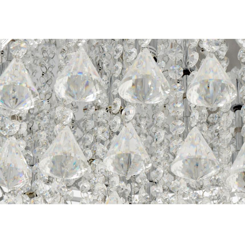 Crystals II Ceiling Lamp  alternate image, 3 of 3 images.