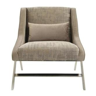 Aliany Beige Accent Chair