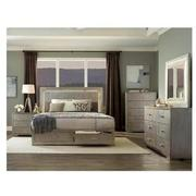 Parker 4-Piece Queen Bedroom Set  alternate image, 2 of 6 images.