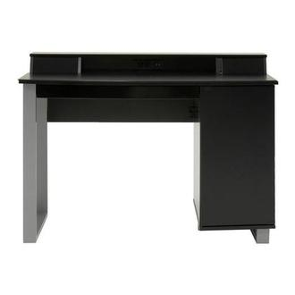Ralf Black Desk w/Speakers