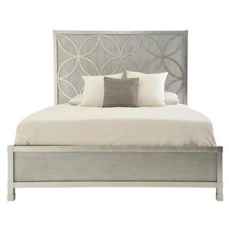 Chic Queen Panel Bed