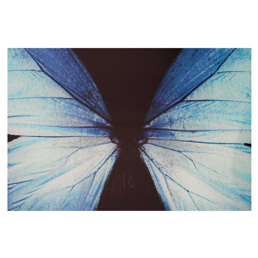 Morpho Set of 3 Acrylic Wall Art  alternate image, 4 of 5 images.