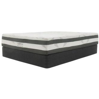 Helens Queen Memory Foam Mattress w/Low Foundation by Carlo Perazzi