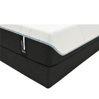 ProAdapt Medium Queen Mattress w/Low Foundation by Tempur-Pedic