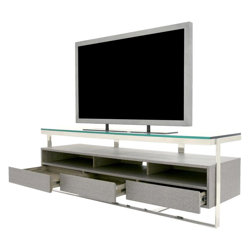 Calypso Gray TV Stand  alternate image, 3 of 6 images.