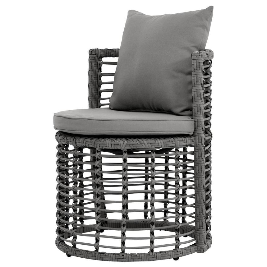 Neilina Gray 3-Piece Patio Bistro Set  alternate image, 9 of 13 images.