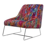 Tutti Frutti Multi Accent Chair w/2 Pillows  alternate image, 4 of 10 images.