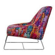 Tutti Frutti Multi Accent Chair w/2 Pillows  alternate image, 4 of 9 images.