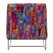 Tutti Frutti Multi Accent Chair w/2 Pillows  alternate image, 5 of 9 images.