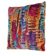 Tutti Frutti Multi Two Accent Pillows  alternate image, 4 of 5 images.