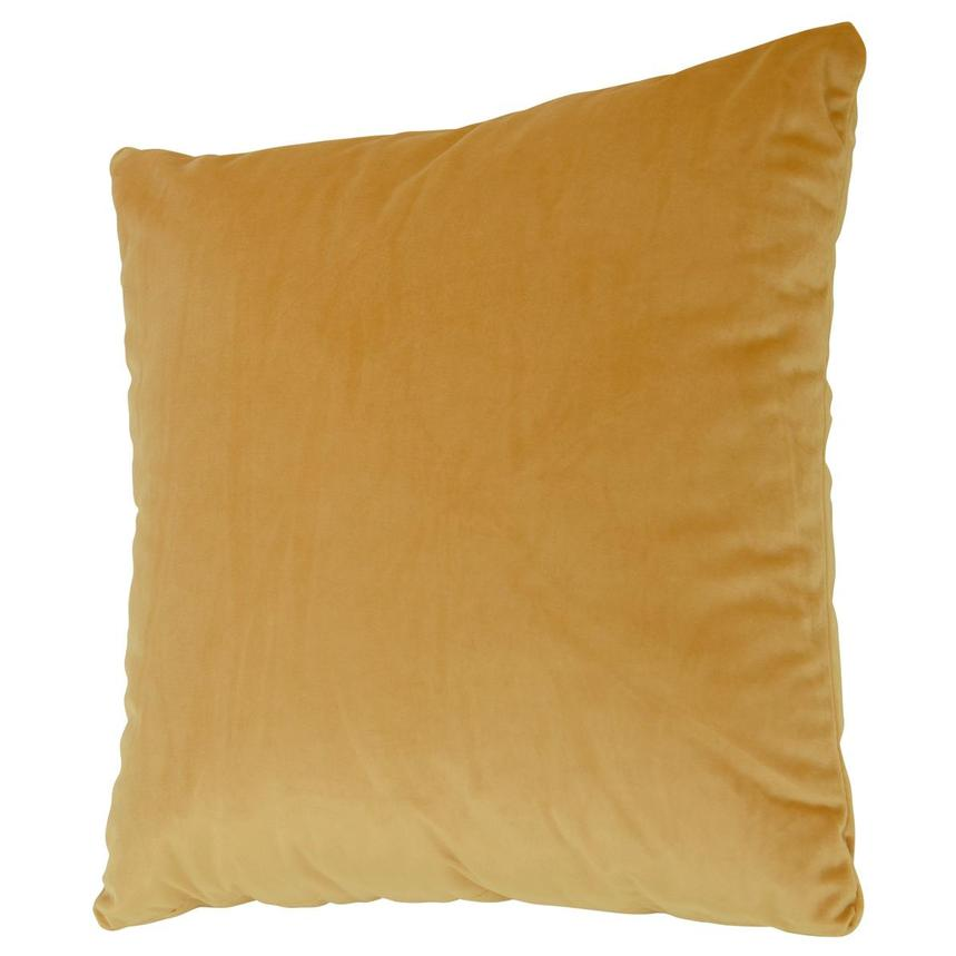 Okru Dark Yellow Two Accent Pillows  alternate image, 3 of 4 images.