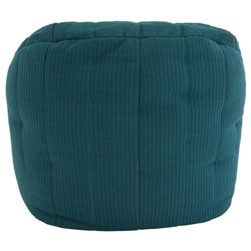 Elements Teal Outdoor Bean Bag  alternate image, 4 of 5 images.