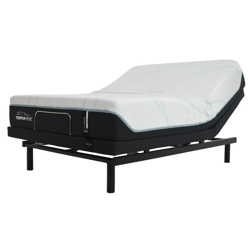 ProAdapt Medium Twin XL Mattress w/Ergo® Powered Base by Tempur-Pedic