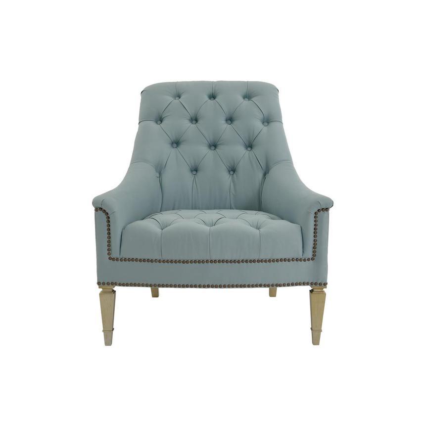 Miraculous Kimberly Light Blue Accent Chair Machost Co Dining Chair Design Ideas Machostcouk