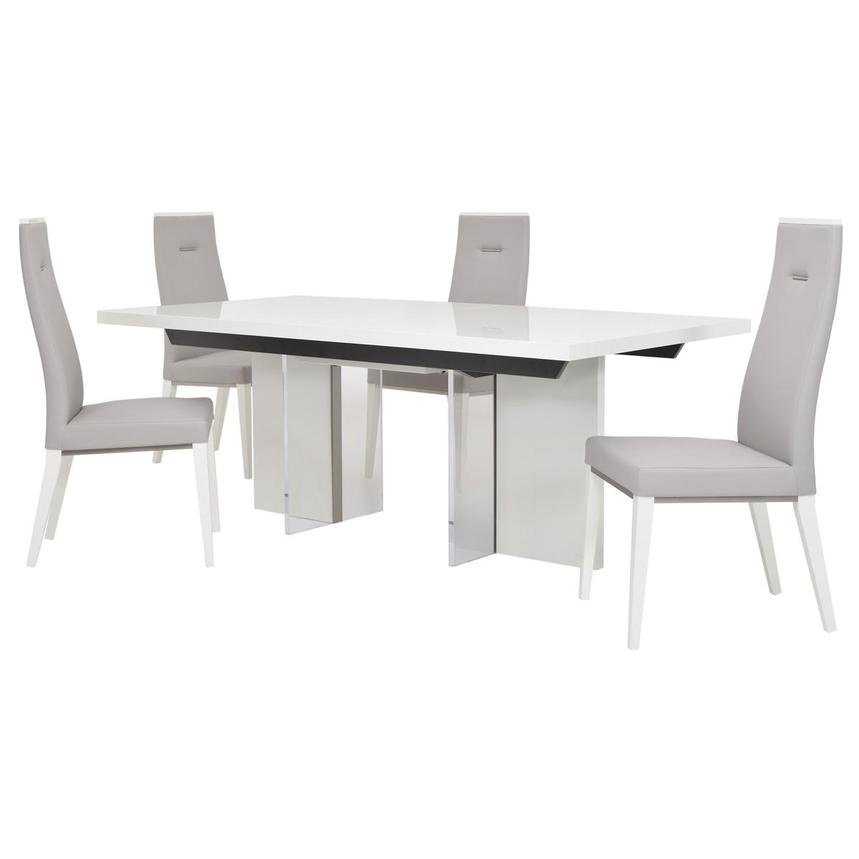 Siena 5-Piece Dining Set  main image, 1 of 17 images.