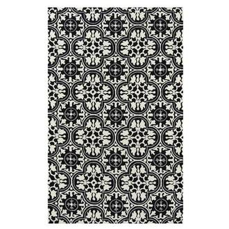 Botanical 5' x 8' Indoor/Outdoor Area Rug