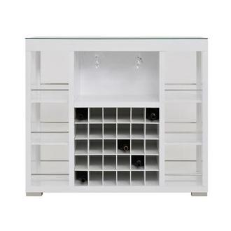 Panda Bar Cabinet El Dorado Furniture