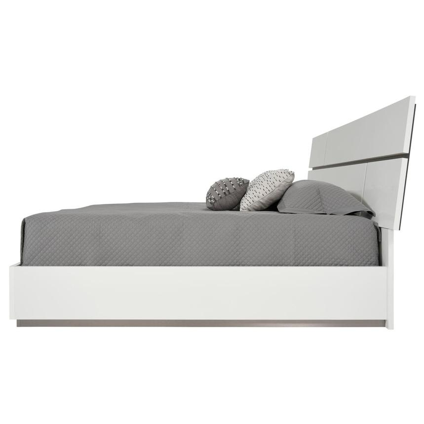 Siena Queen Platform Bed  alternate image, 6 of 8 images.