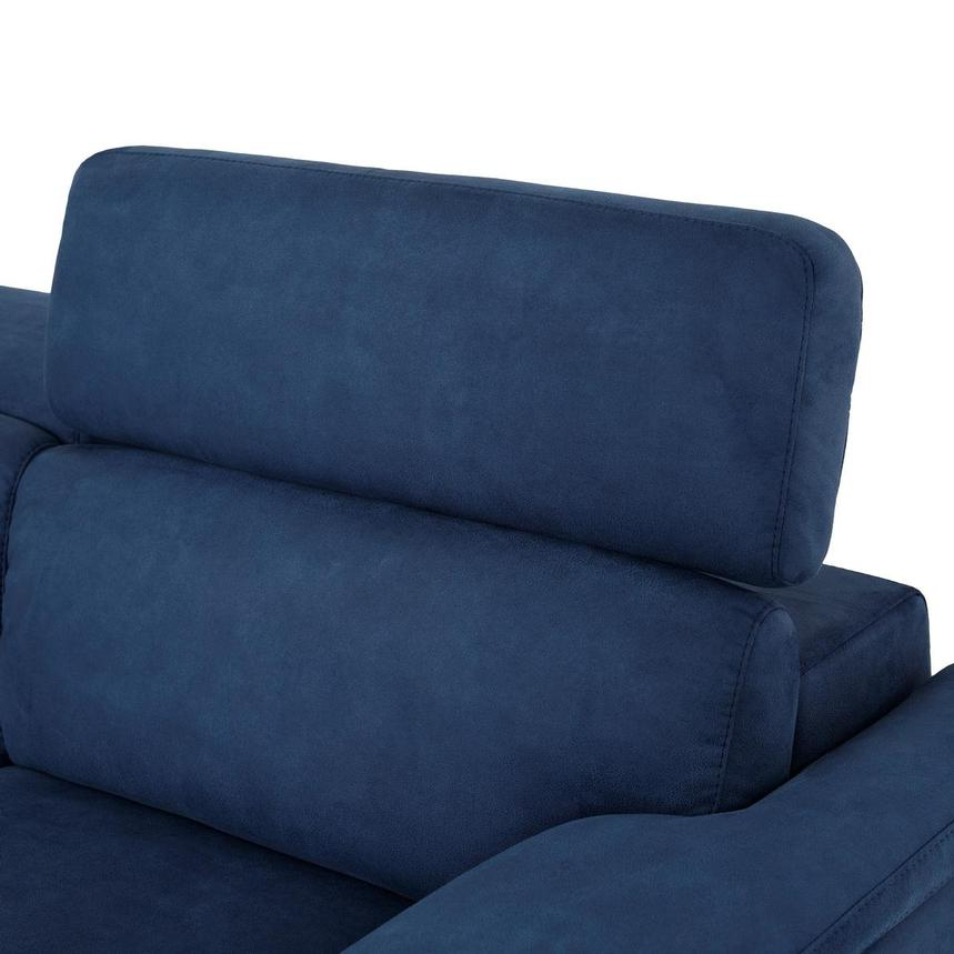 Karly Blue Power Reclining Sofa  alternate image, 8 of 11 images.
