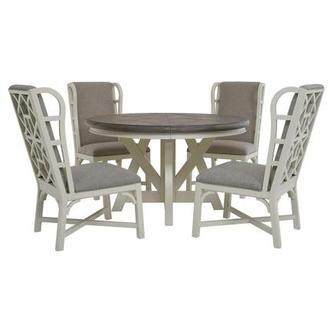 Summer Creek 5-Piece Formal Dining Set