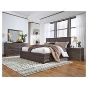 StackHause King Panel Bed  alternate image, 2 of 6 images.