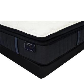 RockWell-EPT Full Mattress w/Regular Foundation by Stearns & Foster