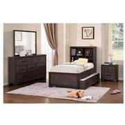 Granite Falls 4-Piece Twin Bedroom Set  alternate image, 2 of 6 images.