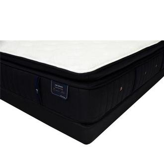 Cassatt-EPT Queen Mattress w/Low Foundation by Stearns & Foster
