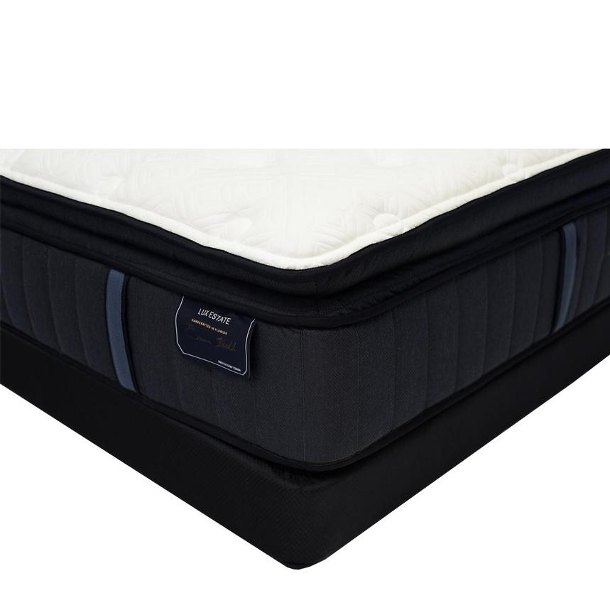 RockWell-EPT Queen Mattress w/Regular Foundation by Stearns & Foster  main image, 1 of 5 images.