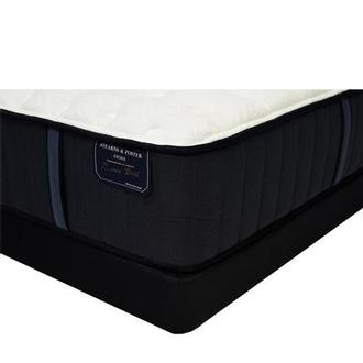 Hurston-TT Twin XL Mattress w/Regular Foundation by Stearns & Foster