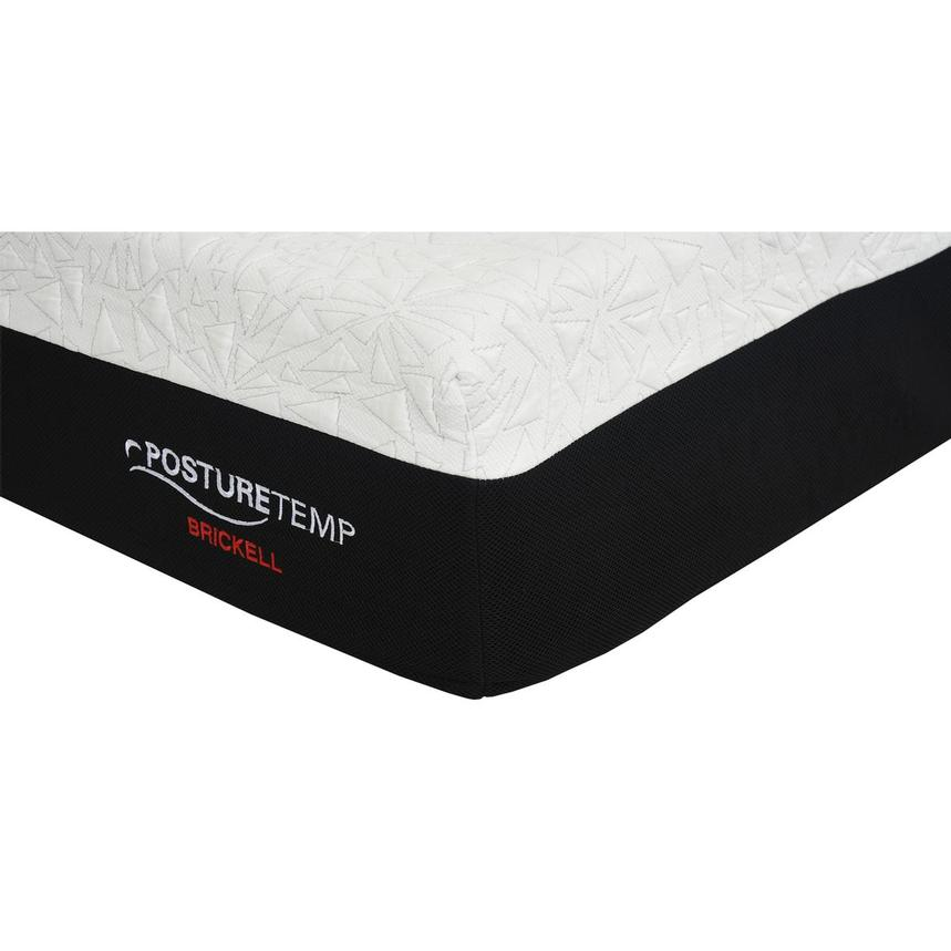 Brickell Twin XL Memory Foam Mattress by Classic Brands  main image, 1 of 4 images.