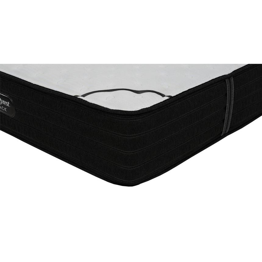 BRB-L-Class Firm Full Mattress by Simmons Beautyrest Black  main image, 1 of 6 images.