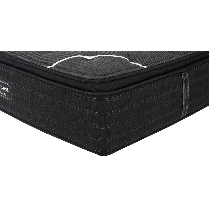 BRB-C-Class PT Full Mattress by Simmons Beautyrest Black  main image, 1 of 6 images.