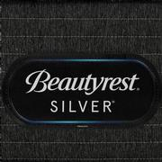 BRS900-ET-MS Full Mattress w/Low Foundation by Simmons Beautyrest Silver  alternate image, 5 of 6 images.