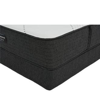 BRX 1000-IP-MS King Mattress w/Regular Foundation by Simmons Beautyrest Hybrid