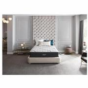 BRB-L-Class MF Queen Mattress w/Regular Foundation by Simmons Beautyrest Black  alternate image, 2 of 6 images.