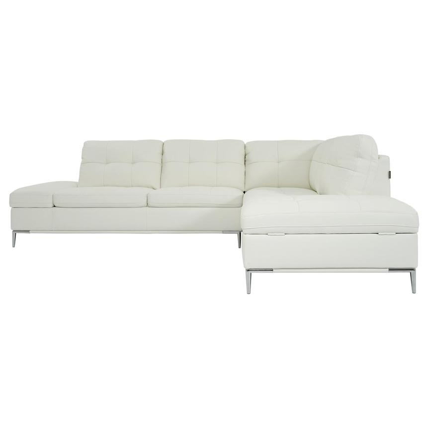Shelby Corner Sofa w/Right Chaise  alternate image, 3 of 10 images.