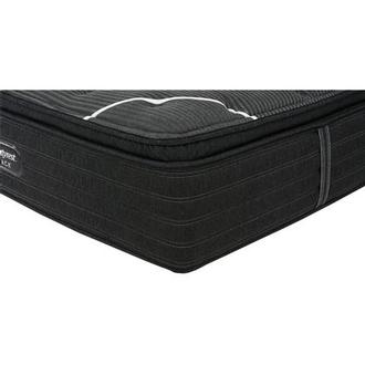 BRB-C-Class PT Twin XL Mattress by Simmons Beautyrest Black