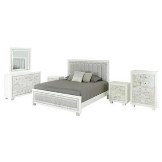Alessandra 6-Piece King Bedroom Set