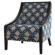 Anchor Accent Chair w/2 Pillows  alternate image, 4 of 10 images.