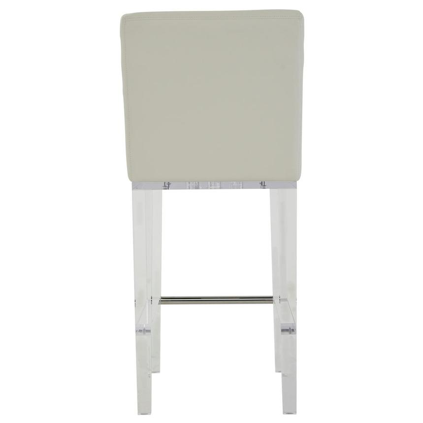 Mina White Counter Stool  alternate image, 4 of 6 images.