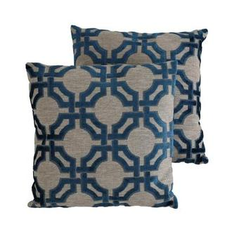 Anchor Two Accent Pillows