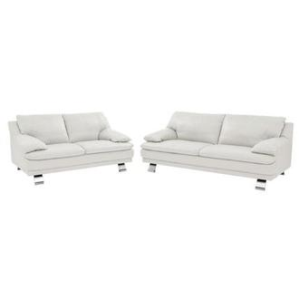 Rio White Living Room Set Made in Brazil