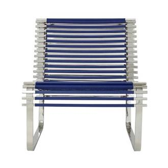 Sensation Blue Accent Chair