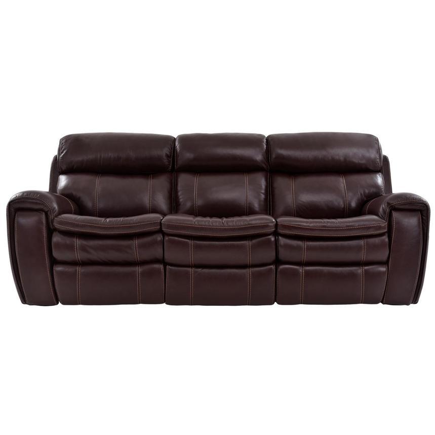Napa Burgundy Living Room Set