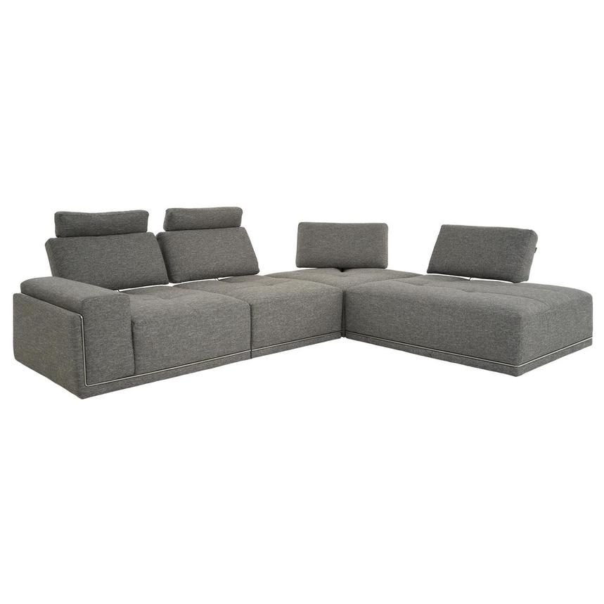 Satellite Sectional Sofa w/Right Chaise  alternate image, 2 of 10 images.