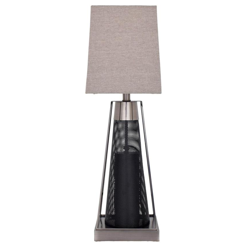 Alfredo Table Lamp w/Bluetooth Speaker  alternate image, 3 of 5 images.
