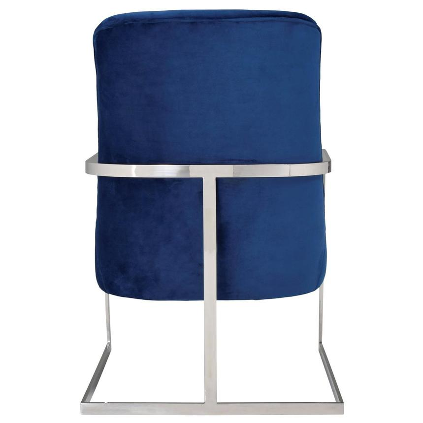 Dimitra Blue Accent Chair  alternate image, 5 of 8 images.